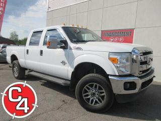 Used 2012 Ford F-250 V8 6.7L DIESEL CREWCAB MAG for sale in St-Jérôme, QC