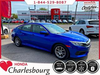 Used 2016 Honda Civic LX AUTOMATIQUE**UN PROPRIÉTAIRE** for sale in Charlesbourg, QC