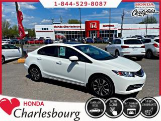 Used 2015 Honda Civic EX AUTOMATIQUE***25 282 KM*** for sale in Charlesbourg, QC