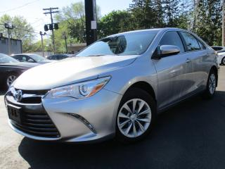 Used 2016 Toyota Camry BACK-UP CAMERA ~ AUTOMATIC ~ ONE OWNER !! for sale in Burlington, ON