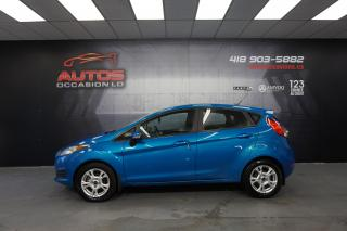 Used 2015 Ford Fiesta SE AUTOMATIQUE FULL MAGS A/C BLUETOOTH 65 667 KM for sale in Lévis, QC