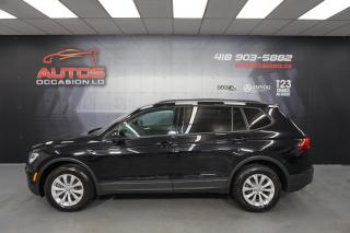 Used 2019 Volkswagen Tiguan TRENDLINE 4MOTION CARPLAY BLUETOOTH CAM 38 060 KM for sale in Lévis, QC