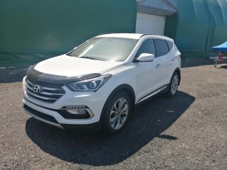 Used 2017 Hyundai Santa Fe Sport WOW A VOIR **NOUVEL ARRIVAGE** for sale in Mcmasterville, QC