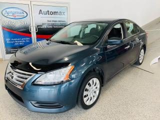 Used 2013 Nissan Sentra S for sale in Rouyn-Noranda, QC