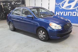 Used 2006 Hyundai Accent GL ( WOW SEULEMENT 130000 KM ) for sale in St-Constant, QC