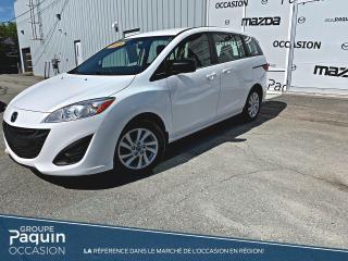 Used 2016 Mazda MAZDA5 GS Parfait pour la famille! for sale in Rouyn-Noranda, QC