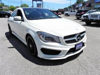 Used 2014 Mercedes-Benz CLA 250 CLA250 Fully Loaded Low KM for sale in Windsor, ON