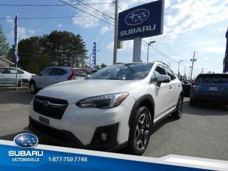 Used 2018 Subaru XV Crosstrek **Limited** CVT for sale in Victoriaville, QC