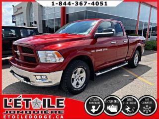 Used 2012 RAM 1500 Cabine quad 4x4 Outdoorsman for sale in Jonquière, QC