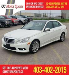Used 2010 Mercedes-Benz E-Class E 350 for sale in Calgary, AB