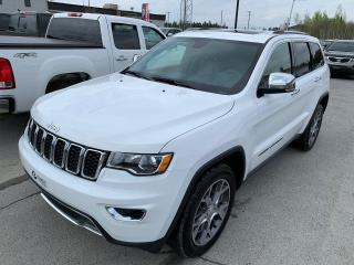Used 2019 Jeep Grand Cherokee Limited for sale in Val-D'or, QC