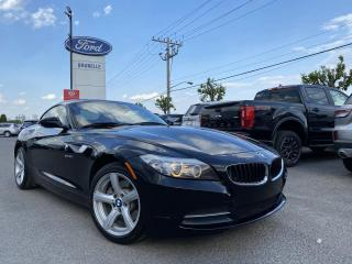 Used 2011 BMW Z4 Roadster sDrive30i for sale in St-Eustache, QC