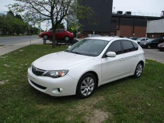 Used 2009 Subaru Impreza 2.5i ~ AUTO ~ SAFETY INCLUDED for sale in Toronto, ON
