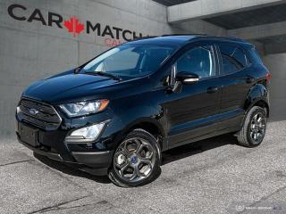 Used 2018 Ford EcoSport SES / NO ACCIDENTS / NAV / ROOF for sale in Cambridge, ON