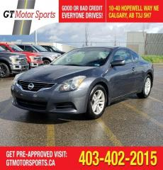 Used 2010 Nissan Altima 2.5 S for sale in Calgary, AB