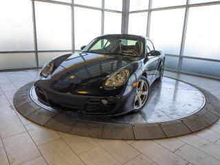 Used 2007 Porsche Cayman S | Manual | BOSE | No Accidents for sale in Edmonton, AB