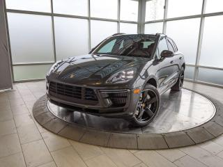 New 2020 Porsche Macan Turbo for sale in Edmonton, AB