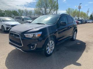 Used 2015 Mitsubishi RVR GT AWD 4X4 BLUETOOTH BEST DEAL IN THE COUNTRY!!! for sale in Edmonton, AB