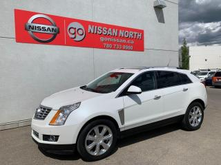 Used 2013 Cadillac SRX Performance 4dr AWD Sport Utility for sale in Edmonton, AB
