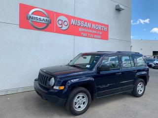 Used 2015 Jeep Patriot Sport 4dr FWD Sport Utility for sale in Edmonton, AB