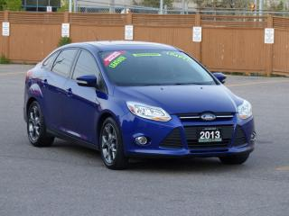 Used 2013 Ford Focus LEATHER,NAVI,SPORTS RIM,NO-ACCIDENT,SPORTS EDITION for sale in Mississauga, ON