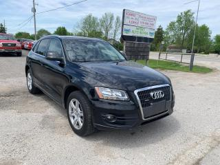 Used 2012 Audi Q5 for sale in Komoka, ON
