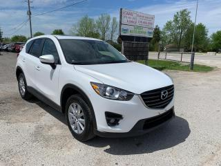 Used 2016 Mazda CX-5 GS *82KM* NAV for sale in Komoka, ON
