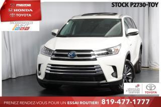 Used 2019 Toyota Highlander HYBRID| XLE| INTÉGRALE for sale in Drummondville, QC
