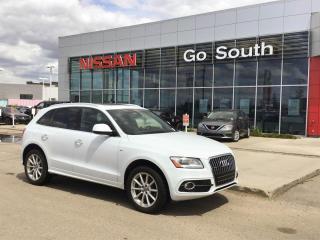 Used 2016 Audi Q5 2.0t, TECHNIK, AWD, LEATHER, for sale in Edmonton, AB