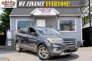 Used 2017 Ford Escape SE | HEATED SEATS | BACK UP CAM | ROOF RACK | for sale in Hamilton, ON