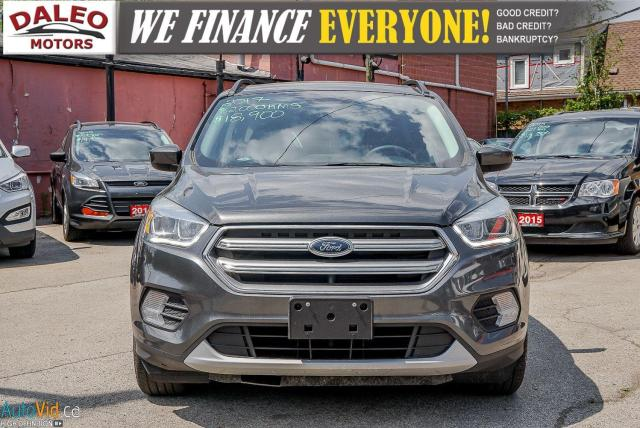 2017 Ford Escape SE / HEATED SEATS / BACK UP CAM / ROOF RACK / Photo3