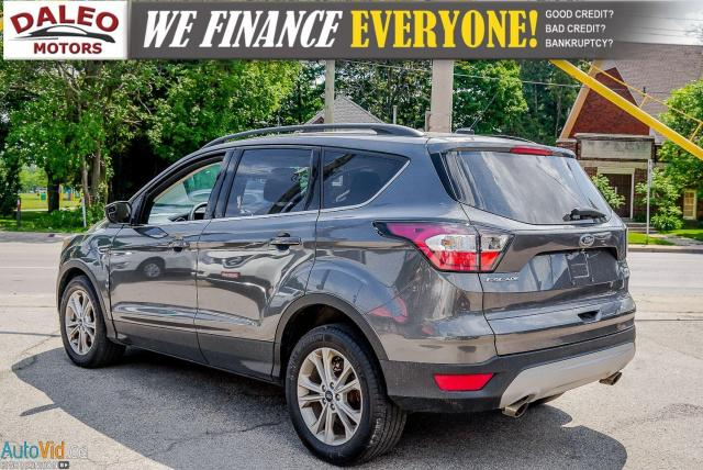 2017 Ford Escape SE / HEATED SEATS / BACK UP CAM / ROOF RACK / Photo6