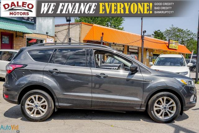 2017 Ford Escape SE / HEATED SEATS / BACK UP CAM / ROOF RACK / Photo9
