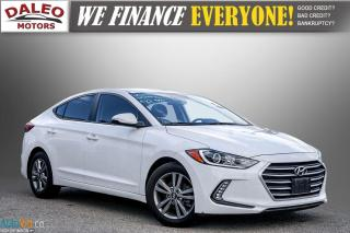 Used 2017 Hyundai Elantra GL / BACK UP CAM / HEATED SEATS / SATELLITE RADIO for sale in Hamilton, ON
