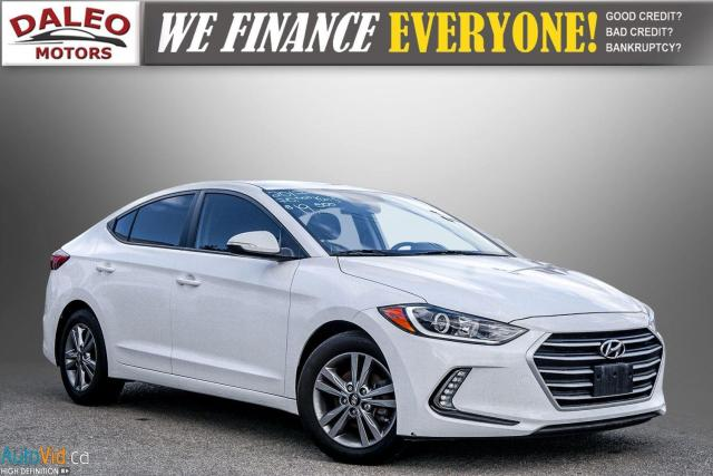 2017 Hyundai Elantra GL / BACK UP CAM / HEATED SEATS / SATELLITE RADIO
