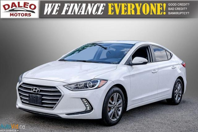 2017 Hyundai Elantra GL / BACK UP CAM / HEATED SEATS / SATELLITE RADIO Photo4