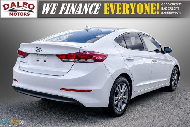 2017 Hyundai Elantra GL / BACK UP CAM / HEATED SEATS / SATELLITE RADIO Photo8
