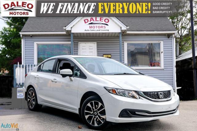 2014 Honda Civic EX | MOONROOF | BACK UP CAM | HEATED SEATS |