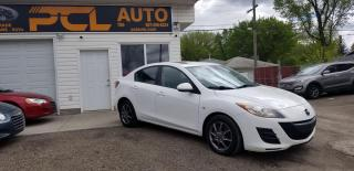 Used 2010 Mazda MAZDA3 GX for sale in Edmonton, AB