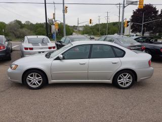 Used 2005 Subaru Legacy AWD for sale in Kitchener, ON