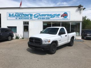 Used 2008 Dodge Ram 1500 ST for sale in St. Jacobs, ON
