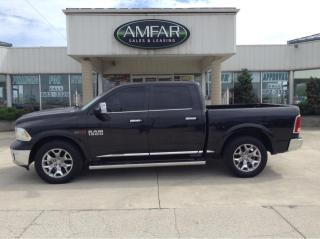 Used 2016 RAM 1500 Limited for sale in Tilbury, ON