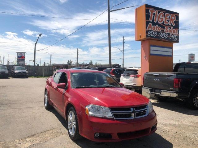 2012 Dodge Avenger SXT**ONLY 169KMS**AUTO**4 CYLINDER**CERTIFIED