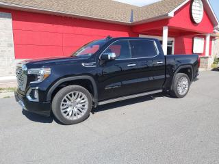 Used 2019 GMC Sierra 1500 Denali for sale in Cornwall, ON