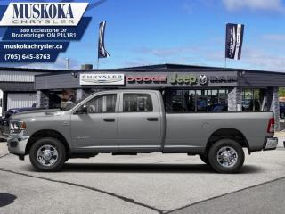 Used 2019 RAM 2500 Big Horn  - Navigation -  Uconnect - $417 B/W for sale in Bracebridge, ON