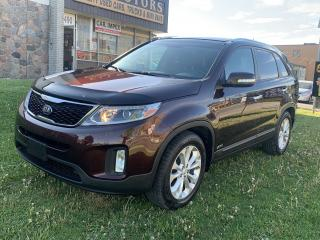 Used 2014 Kia Sorento EX w/Snrf for sale in North York, ON