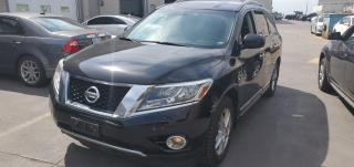 Used 2014 Nissan Pathfinder S 7 PASSENGER for sale in North York, ON