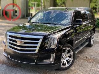 Used 2016 Cadillac Escalade ESV Luxury Collection for sale in Burlington, ON