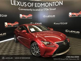 Used 2017 Lexus RC 350 for sale in Edmonton, AB