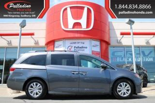 Used 2017 Honda Odyssey EX- THIRD ROW SEATS, HEATED SEATS, BACKUP CAMERA for sale in Sudbury, ON